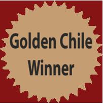 Golden Chile Winner